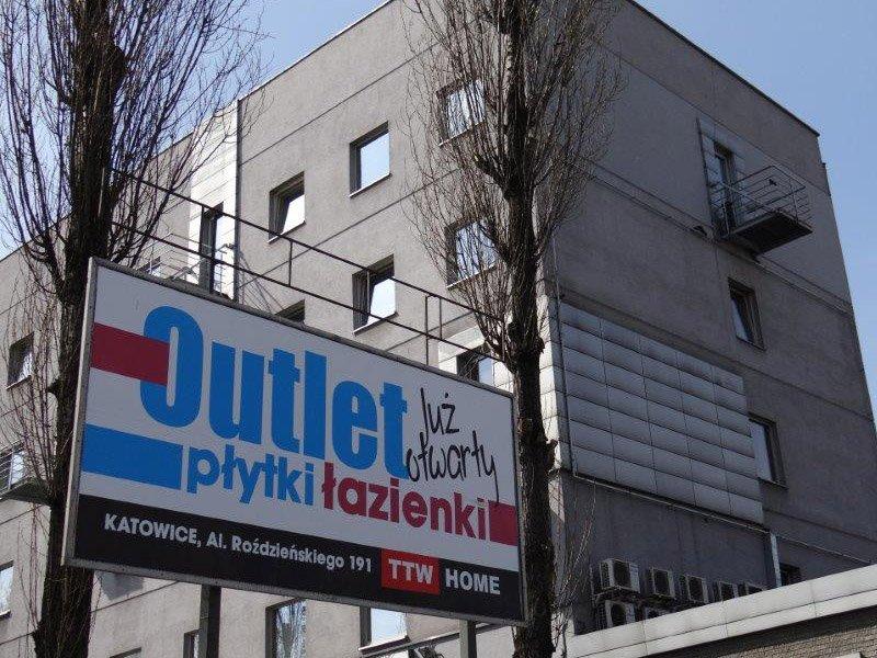 Katowice Roździeńskiego 91 2 Billboardy Wynajmę